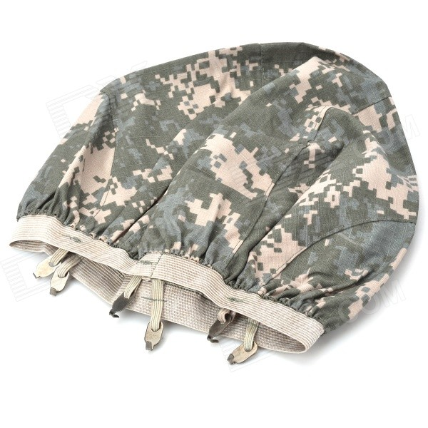 Cute Camouflage Helmet Cover - Color Assorted