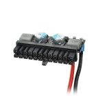 DC 12V Computer DC-ATX 160W Power Module ITX HTPC Power Board - Black