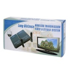2.4GHz 2W Long Distance Video & Stereo Transmitter & Receiver System