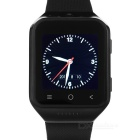 "ZGPAX S8 Android 4.4.2 Dual-core 3G Watch Phone w/ 1.54"", Wi-Fi, Bluetooth - Black (EU)"