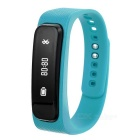 X2 Bluetooth V4.0 Smart Band w/ Headset Phone / Motion Detection / Sedentary Remind - Green + Black