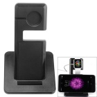 Aoluguya A11 Charging Dock Station Holder for APPLE WATCH / IPAD / IPHONE 5 / 5S / 6 /6 PlUS - Black