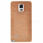 Kinston Protective Aluminum Alloy Case for Samsung Galaxy Note 4 - Golden