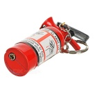 Creative Mini Extinguisher Style Gas Cigarette Lighter - Red