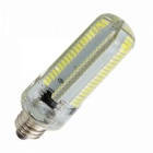 E11 7W Dimmable LED Corn Bulb Cold White Light 152-SMD