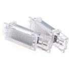 Qook White 18-LED Courtesy Door Light for Mercedes Benz W221 (2PCS)