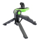 2-in-1 Portable Hand Grip Tripod Stand Holder w/ Mount for GoPro Hero 2 / 3 / 3+