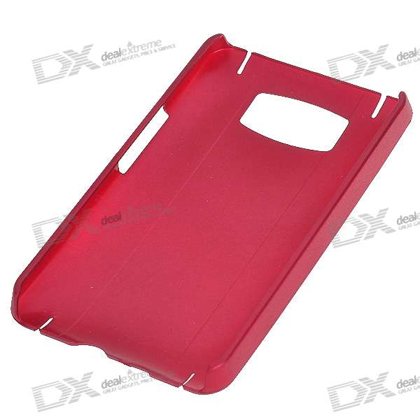 Plastic Replacement Housing Backside/Battery Cover for HD2 (Red)