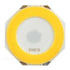 15.8W Super Bright 37-COB Double-side Emission Light White 4339K 1456lm (DC 110V)