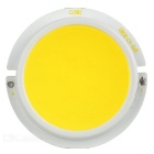 43mm 3W COB LED Light Emitter Board White Light 4500K 300lm (DC 9~10V)