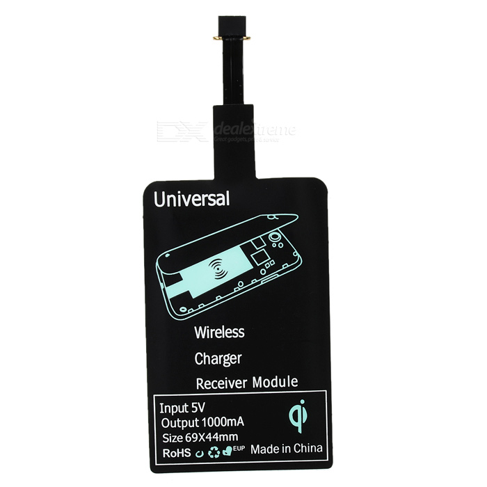 forward Universal Qi Wireless Charger / Receiver - Black