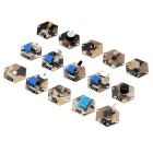 15-in-1 Sensor Module Kit for Arduino - CP Camouflage