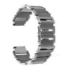 Replacement Stainless Steel Watch Band for APPLE Watch - Silver