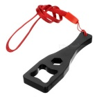 Knob Bolt Nut Screw Wrench Spanner for GoPro - Black + Red (5PCS)