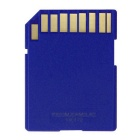 KINGMAX 8GB Class 10 Digital SDHC Flash Memory Card - Deep Blue (2PCS)