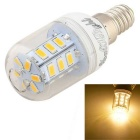 YouOKLight E14 5W LED Corn Bulb Lamp Warm White Light 3000K 24-SMD