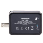 Tronsmart TS-WC3PC Quick Charge 2.0 3-Port Wall Charger - Black Grey