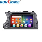 "Rungrace 7"" Android 4.2 Car DVD Player w/ BT, GPS, IPOD, Wi-Fi, DVB-T, SD / USB for Ssangyong Acyton"