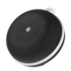 Y3 Portable Mini Wireless Bluetooth V4.0 Outdoor Handsfree Speaker w/ Mic, TF - Black