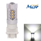MZ T20 80W 4000lm White Light 16-XT-E LED Car DRL / Brake Light / Constant Current (12~24V)