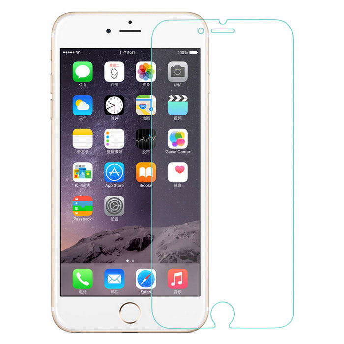 angibabe 6H мягкая пленка экрана для IPhone 6 Plus - прозрачный