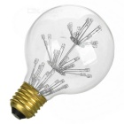 E27 G80 3W 47-LED decoratieve lamp warme witte 3000K 130lm (AC 220-240 v)