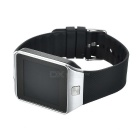 "1.54"" Touch Smart GSM Watch Phone w/ 32MB RAM, 128MB ROM - Black"