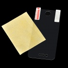 Screen Protector with Cleaning Cloth for IPHONE 4 - Transparent