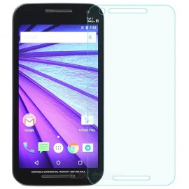 Protective Clear Screen Protector for Moto G 3rd Gen - Transparent