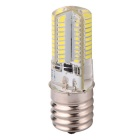 Dimmable E17 5W 80-SMD 450lm Cold White Light LED Corn Bulb (AC 110V)