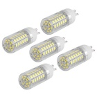 G9 12W 60-5730 SMD LED Cool White Light LED Corn Light Bulbs (5PCS)