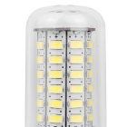E14 12W 60-5730 SMD LED Cold White Light LED Corn Light Bulbs (5PCS)