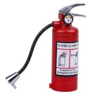 Creative Fire Extinguisher Style Gas Cigarette Lighter - Red + Black