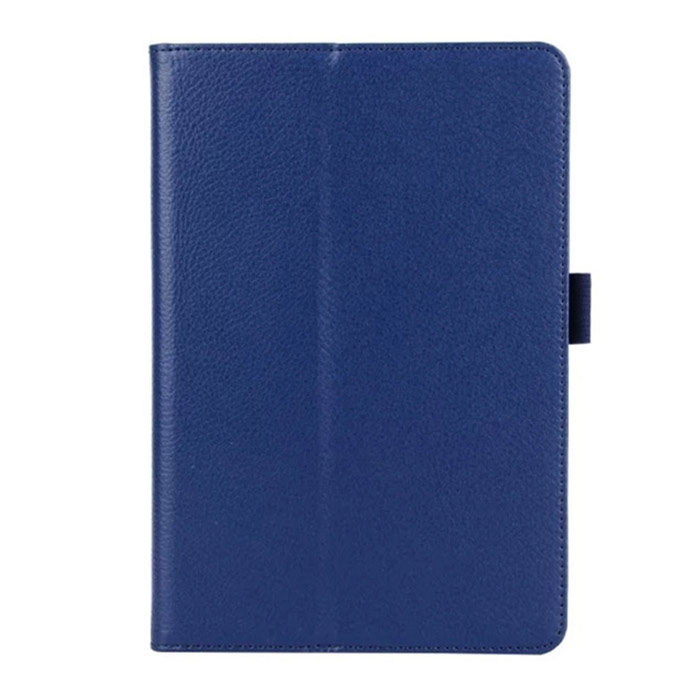 "Protective PU Case w/ Stand for Samsung Galaxy Tab A 9.7"" - Deep Blue"