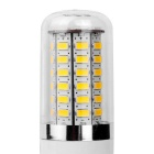 E27 lâmpada do bulbo do milho de 12W LED morno luz branca 3000K 1020lm 60-SMD (5PCS)