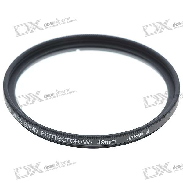 PRO1-D Super Slim Wide Band Filtro Protetor para Câmeras (49mm)
