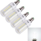 YouOKLight YK1169 E14 9W 880lm Cool White Light LED Corn Bulb (4PCS)
