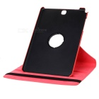 360' Rotating Protective Case Cover for Samsung Tab A 9.7 - Red