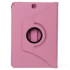 360' Rotating Protective Case Cover for Samsung Tab A 9.7 - Pink
