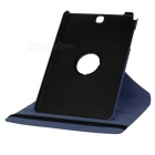 360' Rotating Protective Case Cover for Samsung Tab A 9.7 - Deep Blue