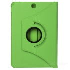 360' Rotating Protective Case Cover for Samsung Tab A 9.7 - Green