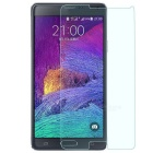 FineSource Soft Nano Tempered Glass Screen Guard Protector for Samsung Galaxy Note 4 - Transparent