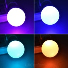 E27 3W RGB Remote Control Smart Dimmable Color Changing LED Bulb Lamp