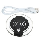 QI Standard Universal Wireless Charger - Black