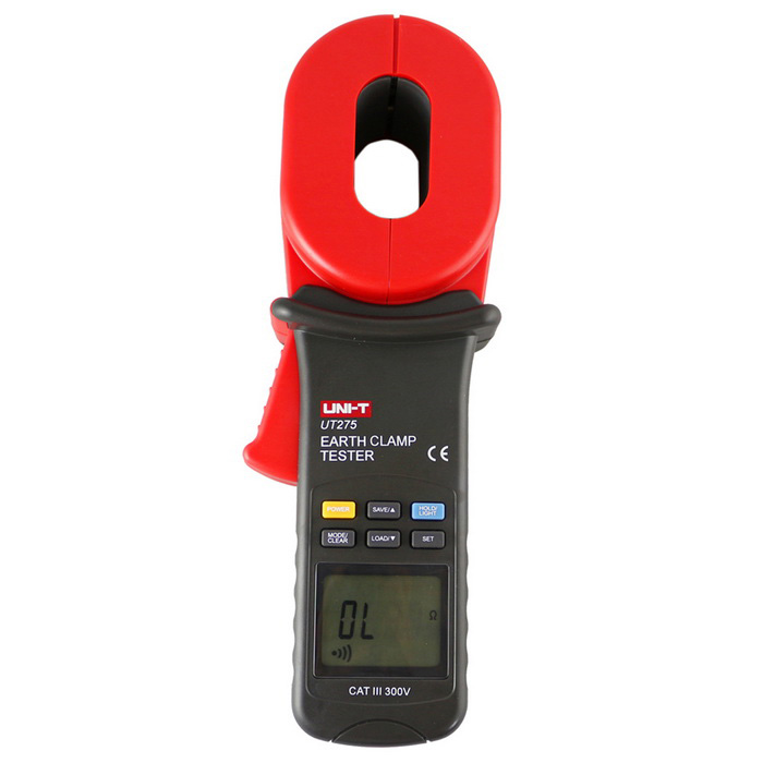 UNI-T UT275 Clamp GND Resistance Testers