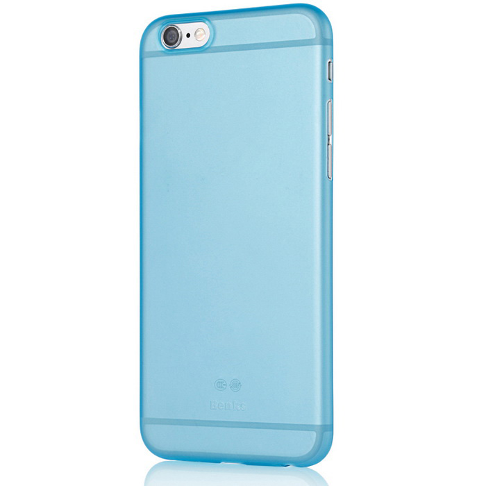 Benks lollipop ultrafino protector PP caso para IPHONE 6 - azul cielo