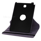 360 'rotating smart case w / stand para samsung tab A 8.0 - marrom