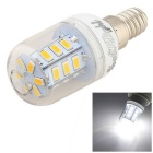 YouOKLight E14 5W LED Corn Light Bulbs Lamps White Light 6000K 500lm 24-SMD 5730 (110V)