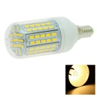 HONSCO E14 8W 600lm 96*5730 SMD LED Warm White 3000K Corn Bulb Light