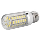 E27 11W 56x5730SMD 920lm 6000K Cool White Light LED Corn Bulb (AC 100-140V)